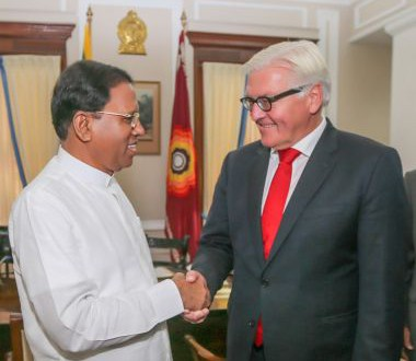 Germany to take lead in EU to revive GSP+ Relief to Sri Lanka – German Foreign Minister