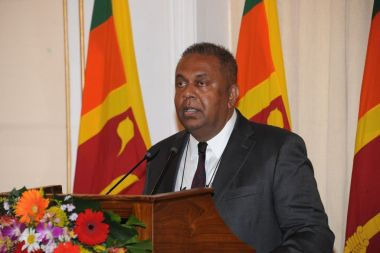 Remarks by Hon. Mangala Samaraweera, Minister of Foreign Affairs to the Diplomatic Corps based in Colombo, 28 August 2015