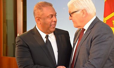 Foreign Minister Mangala Samaraweera concludes first official visit to Berlin